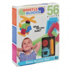 Bristle Blocks- Basic Builder Box - 56 Pieces
