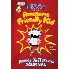 Rolly Jefferson's Diary of an Awesome Friendly Kid