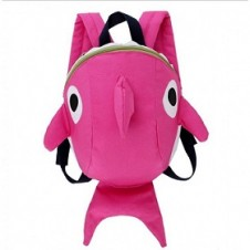 Mama Siesta Pink Shark Bag with Safety Harness
