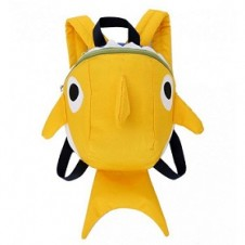 Mama Siesta Yellow Shark Bag with Safety Harness