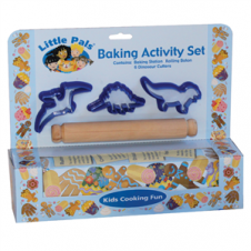 Little Pals- Baking Activity Set - Blue