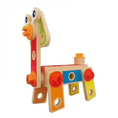 Hape- Basic Builder Set