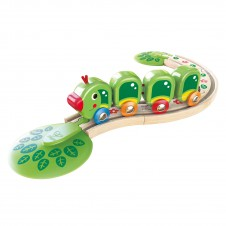Hape- Caterpillar Train Set