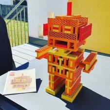 Bioblo construction blocks - 40 block boxes