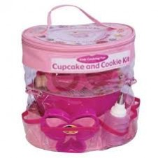 Little Pals- Cupcake & Cookie Baking Set - Pink