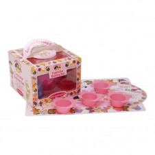 Little Pals- Cupcake Baking Set - Pink