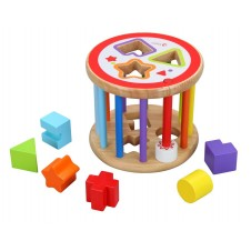 Classic World - Shape Sorter
