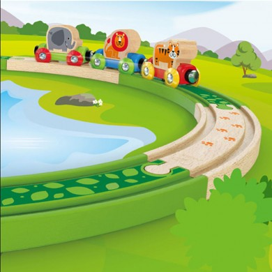 Hape- Deep Jungle Track Pack