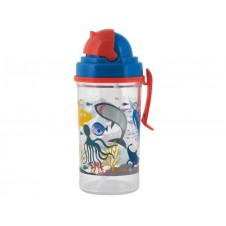 Floss & Rock Drinking Bottle - Deep Sea
