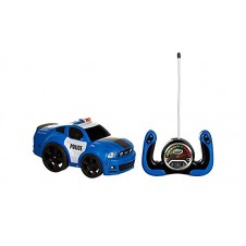 Ford R/C Preschool Chunky Blue Police Mustang