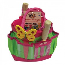 Little Pals- Garden Growing Kit - Pink