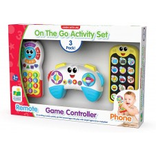 Early learning  ON THE GO ACTIVITY SET