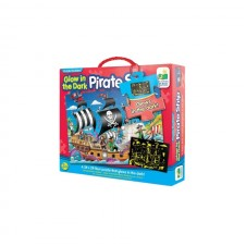 Puzzle Doubles -  Glow In The Dark Pirate Ship