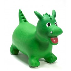 Happy Hopperz - Green Dino