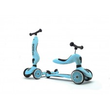 Scoot & Ride Highwaykick 1 - Blueberry