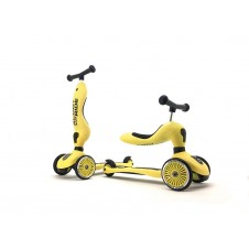 Scoot & Ride Highwaykick 1 - Lemon