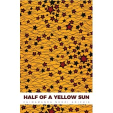 Half of a Yellow Sun By Chimamanda Adichie Vilisco Cover