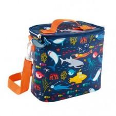 Floss and Rock Lunch Bag - Deep Sea