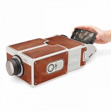 L.O.L Smartphone Projector - Brown 2.0