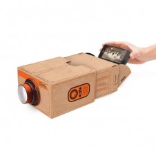 L.O.L Smartphone Projector - Copper