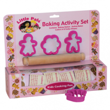Little Pals- Baking Activity Set - Pink