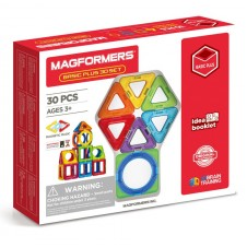 Magformers Basic Plus 30 Pieces