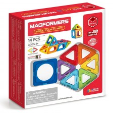 Magformers Basic Plus 14 Pieces