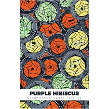 Purple Hibiscus By Chimamanda Adichie (Vlisco Cover)
