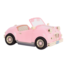 Our Generation Pink In the Drivers Seat Retro Cruiser