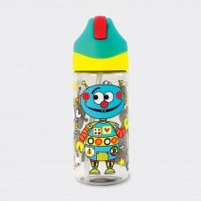 Rachel Ellen Water Bottles - Robots