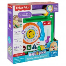 Fisher-Price- Laugh & Learn (Remix Record Player)