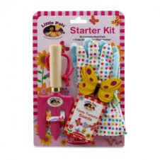 Little Pals- Starter Kit - Butterfly & Flower