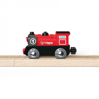 Hape- Battery Powered Engine No.1