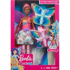 Barbie® Dreamtopia Flying Wings Fairy Doll