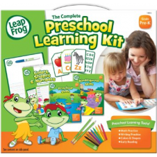Leap Frog, The Complete Preschool Learning Kit