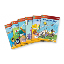 Leap Frog, Leap Reader, Early Reading Series, Learn to Read, Volume 2