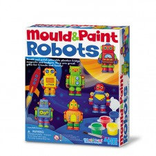 Mould & Paint Robots