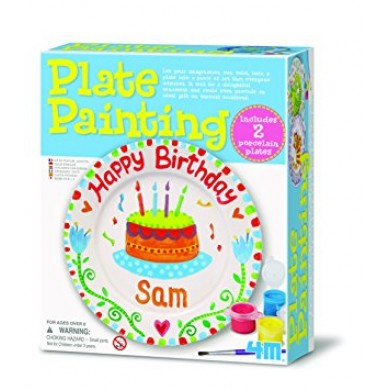 4M - Plate Painting Kit