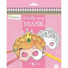 Graffy Pop Mask - Girl