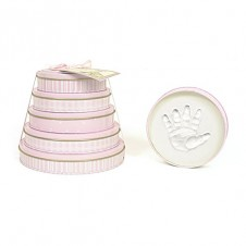 Handprints Tower of Time Kit, Pink