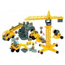 ECOIFFIER - 86pcs Construction Set