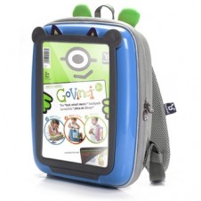 GoVinci Hard Backpack - Blue