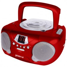 Boombox – Red