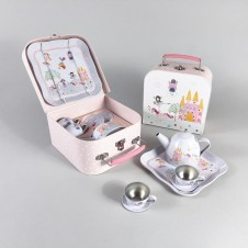 7Pcs Fairy Tea Set