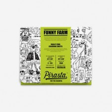 Pirasta Funny Farm Coloring Sheets