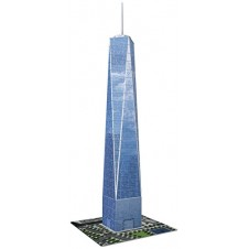 Ravensburger World Trade Center, 216pc 3D Jigsaw Puzzle