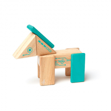 Tegu Robo  Magnetic Wooden Blocks  Future (8 pieces)