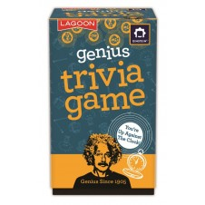 EINSTEIN² GENIUS TRIVIA GAME