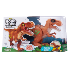 ROBO ALIVE ATTACKING T-REX BATTERY-POWERED ROBOTIC TOY